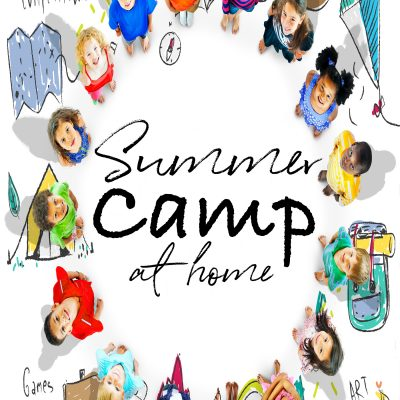 DIY Summer Camp At Home: Ocean Theme