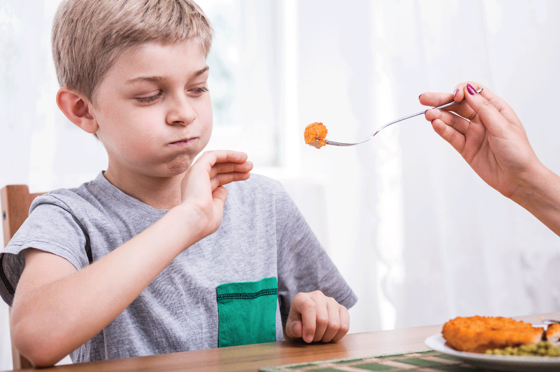 How We're Accidentally Teaching Our Kids Bad Eating Habits