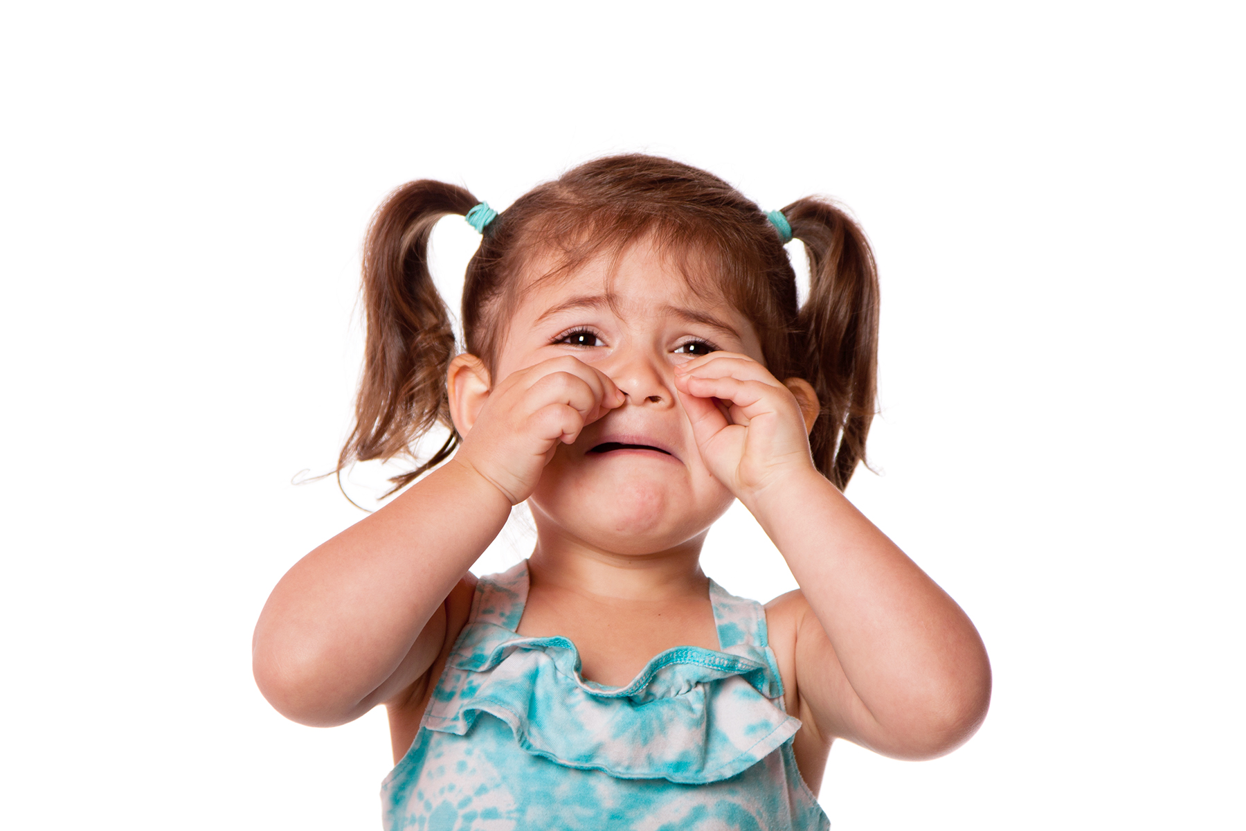 My Toddler Hits - What Do I Do?