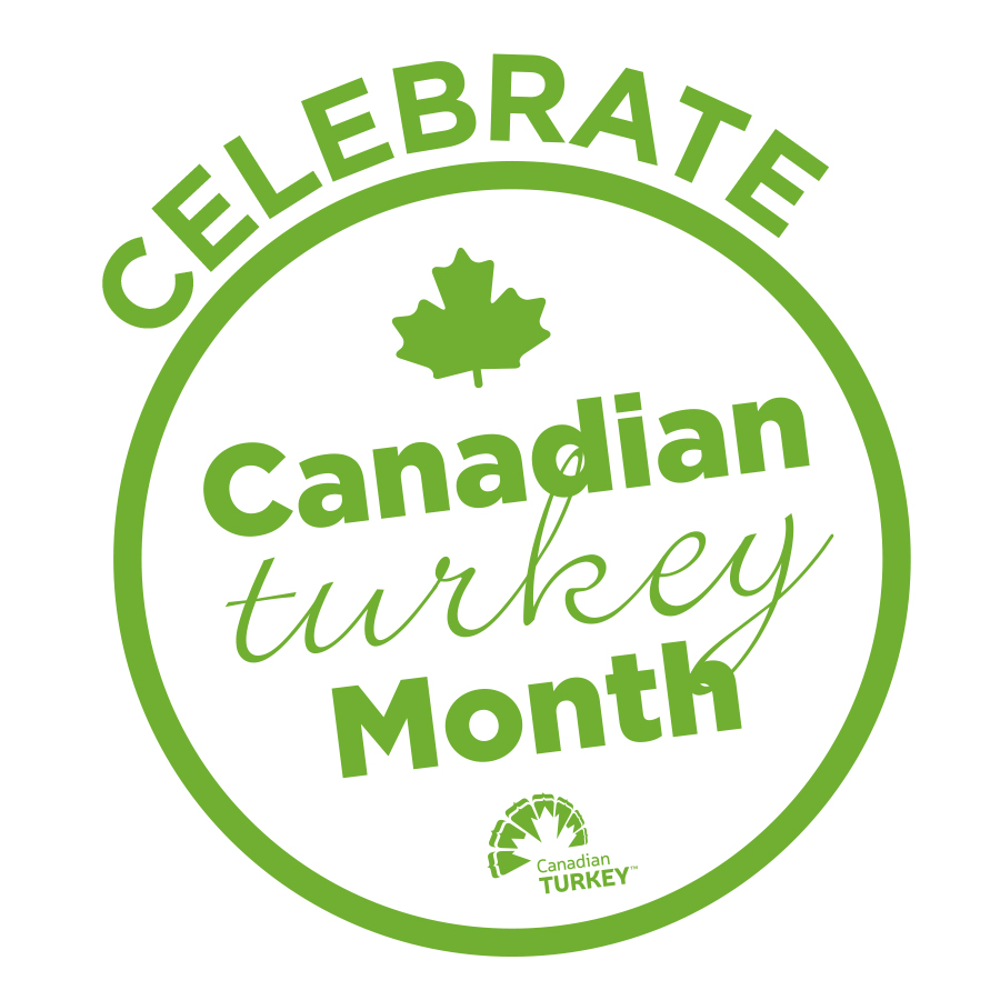 Canadian Turkey Month