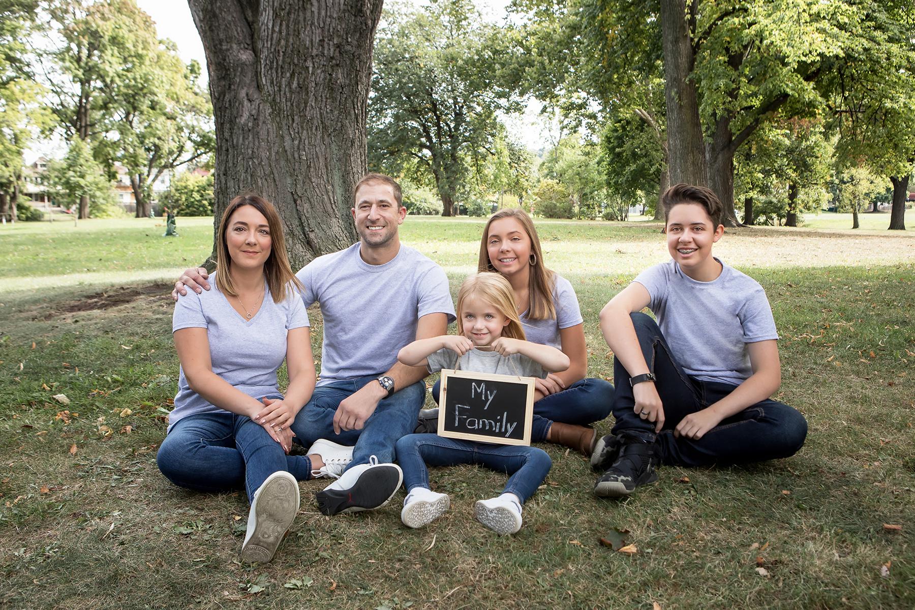 Family Photo 2018
