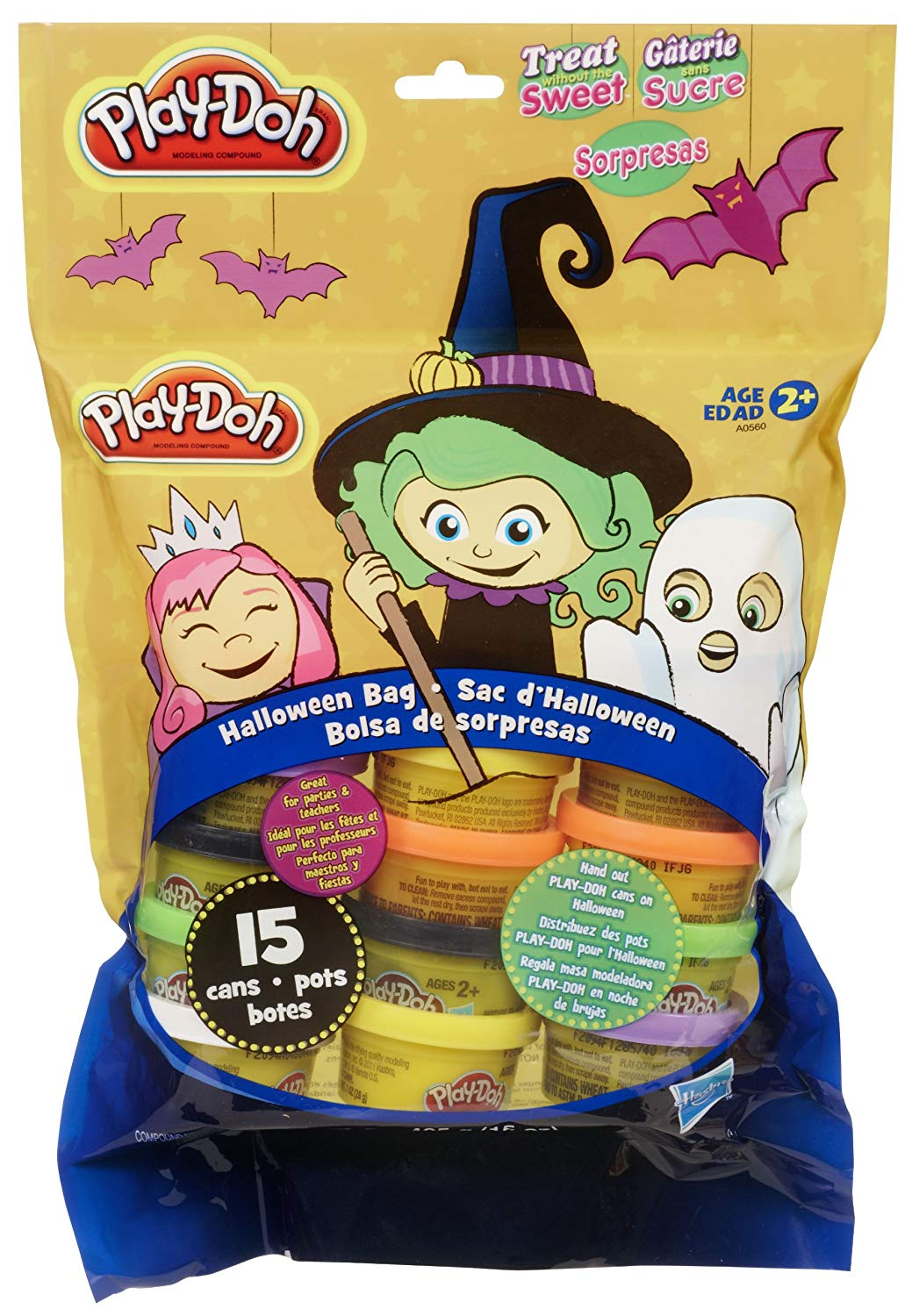 Non-Food Halloween Treats