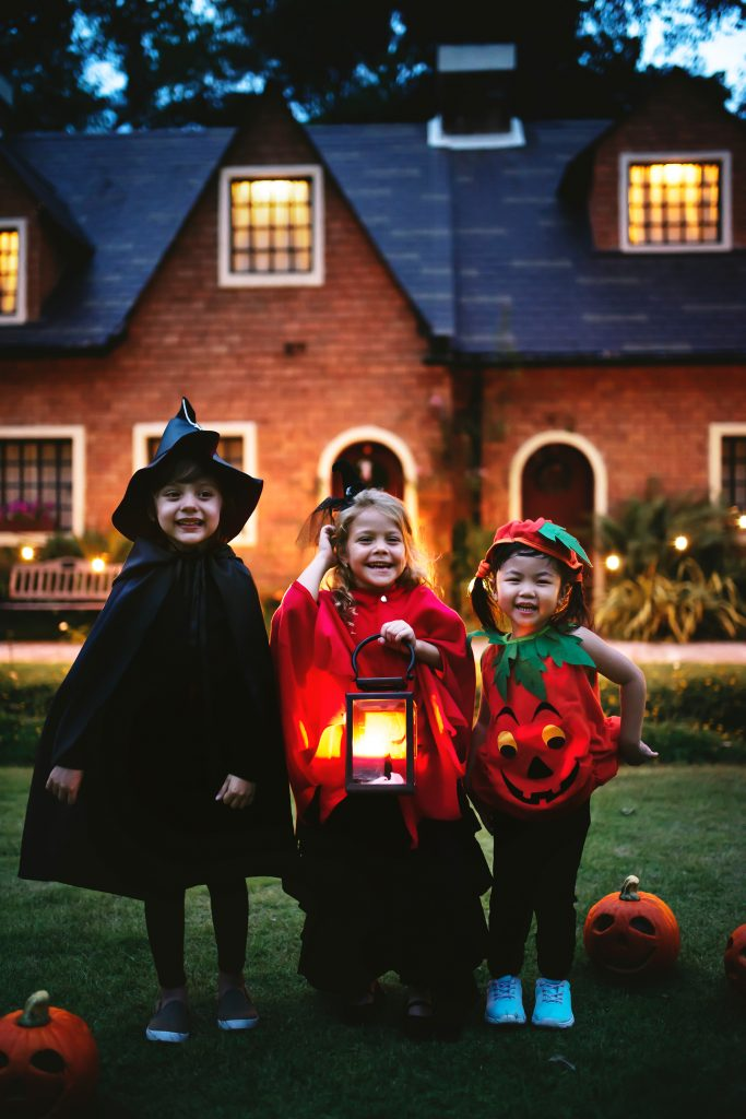Trick-Or-Treat Safety To Teach Young Children