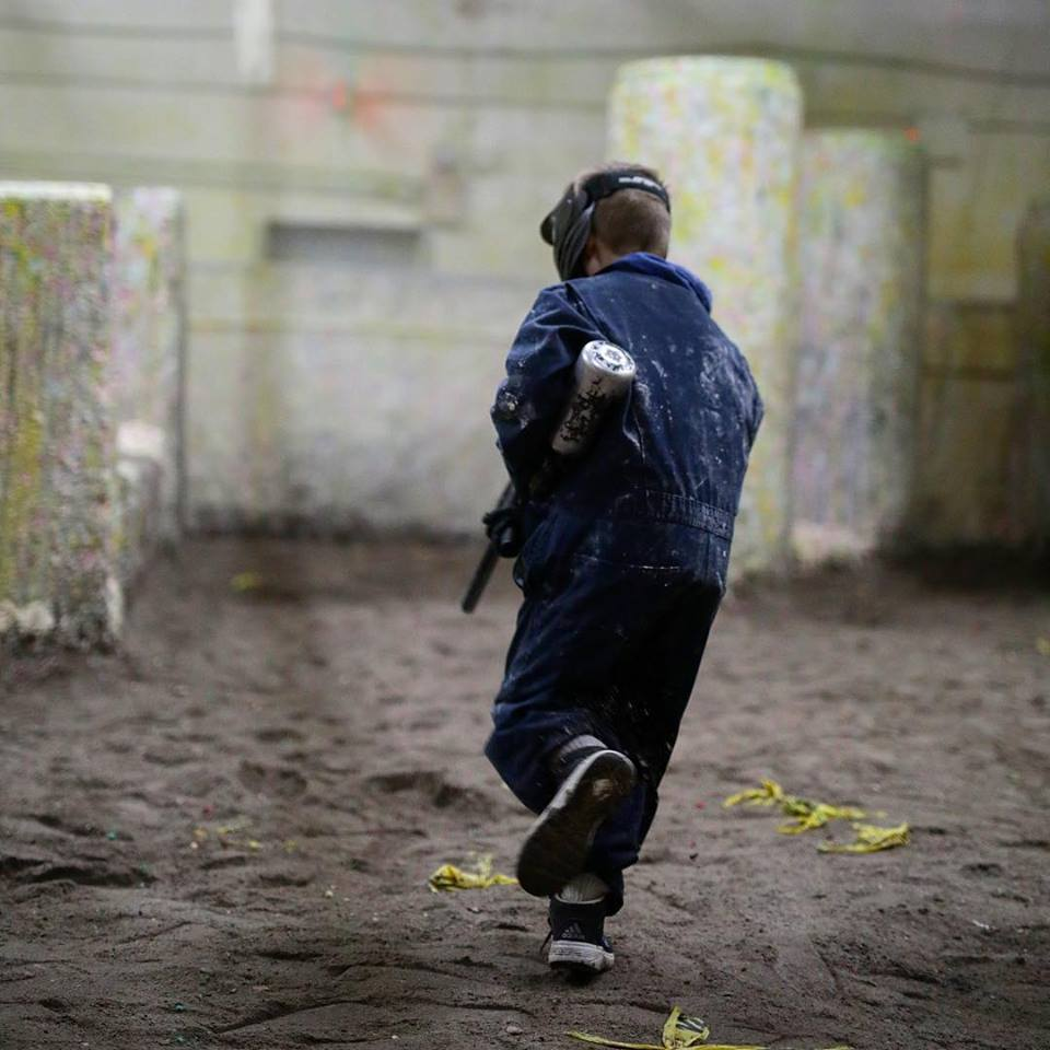 Defcon Low Impact Paintball