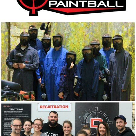 Low Impact Paintball At Defcon Paintball