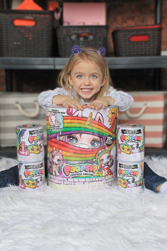 Creating Magical Excitement: Poopsie Surprise Unicorn + Poopsie Slim Surprise