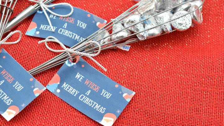 DIY Christmas Gift: We Whisk You A Merry Christmas