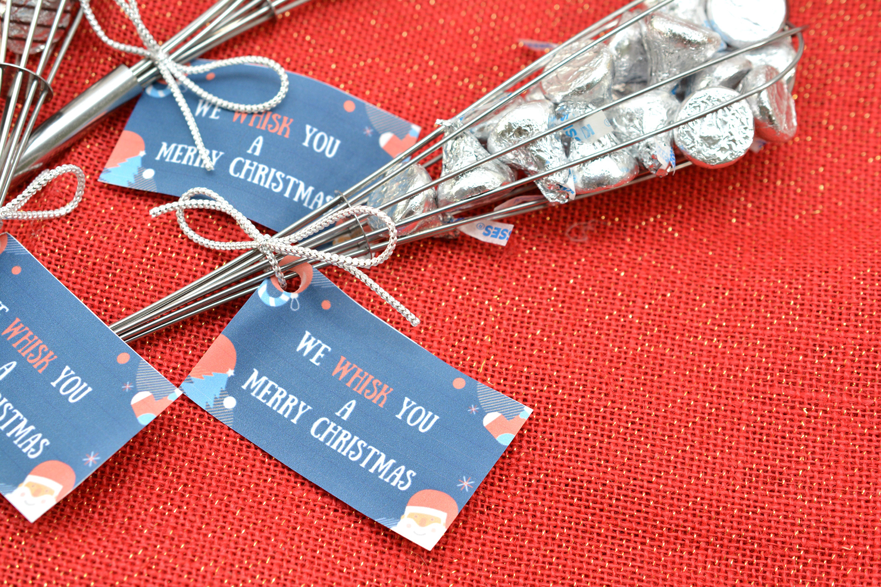 DIY Christmas Gift: We Whisk You A Merry Christmas