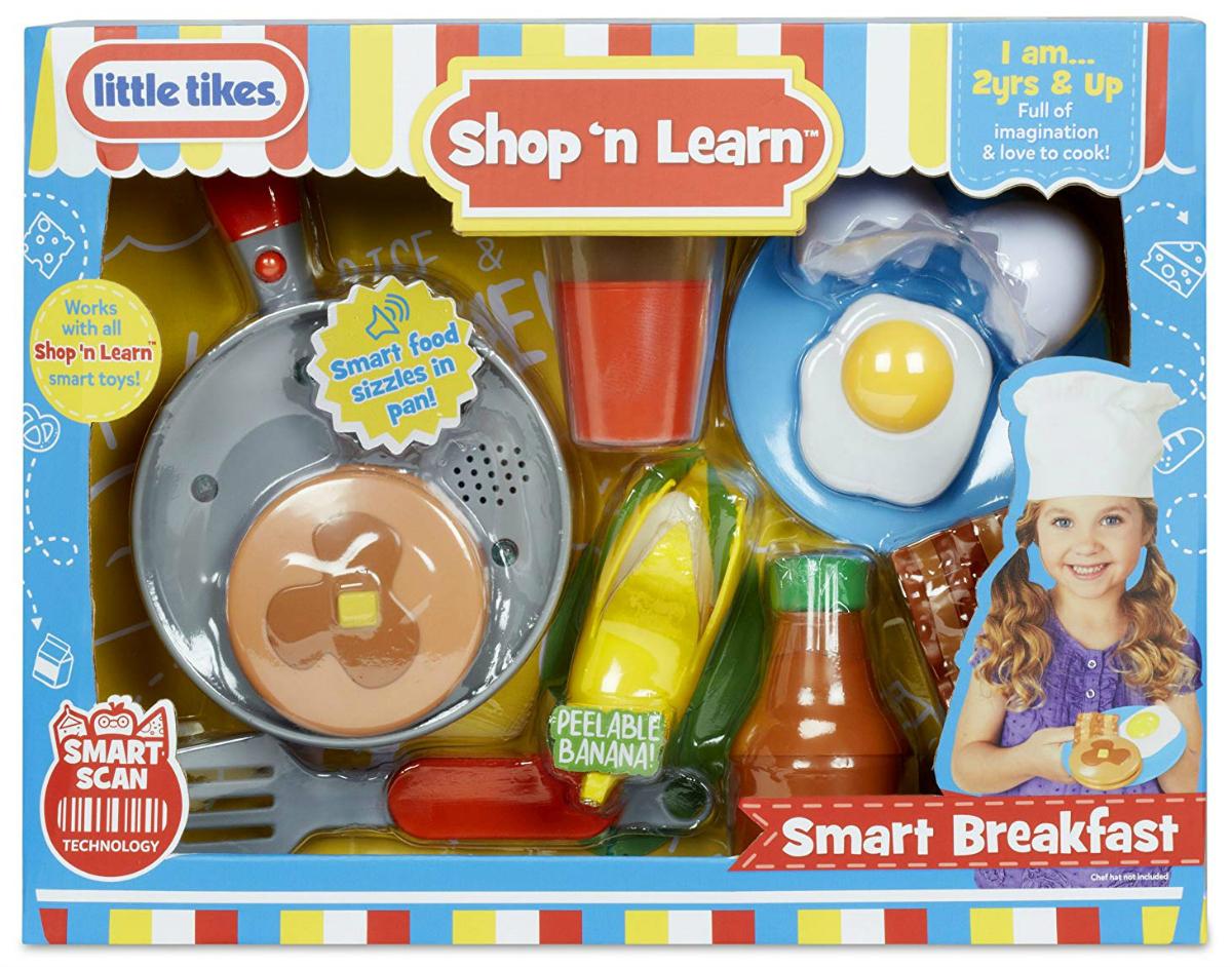 Little Tikes Shop n' Learn Smart Breakfast