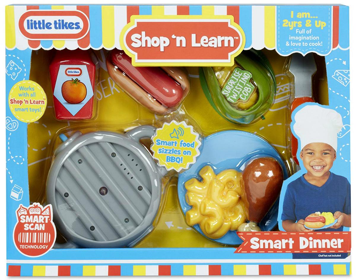 Little Tikes Shop n' Learn Smart Dinner