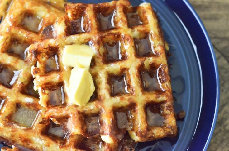 Keto Waffles: Fast and Easy Chaffles