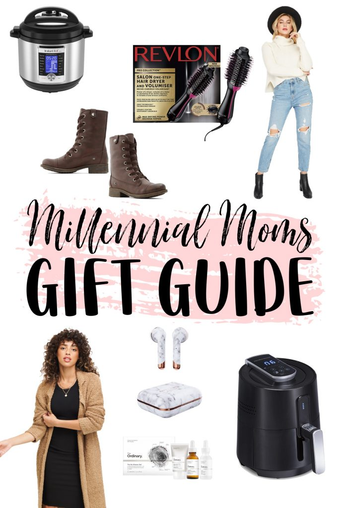 Holiday Gift Guide Millennial Mom