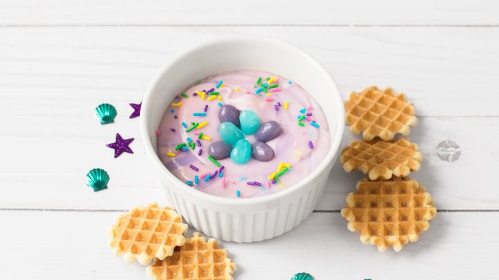Mermaid Cookie Dip