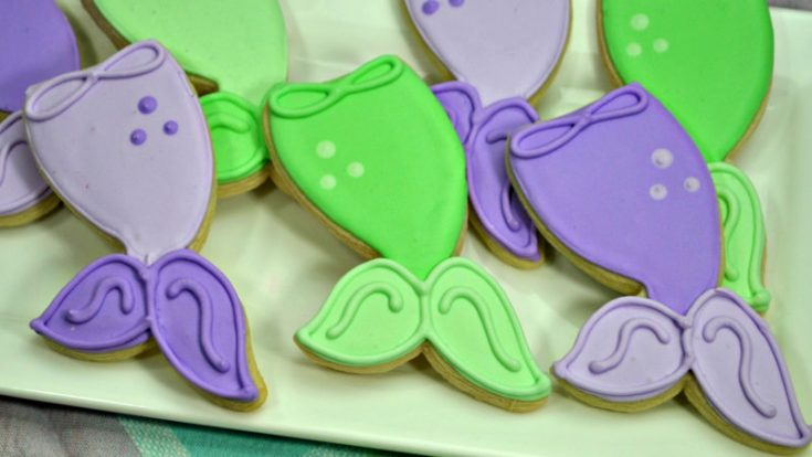 Mermaid Cookies Recipe