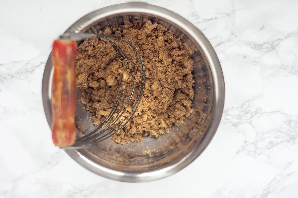 No Yeast Jumbo Cinnamon Buns