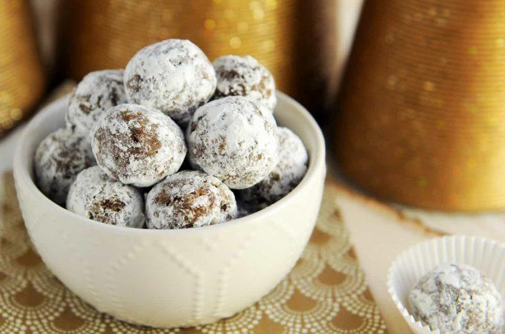 Grandma Henrietta's Bourbon Balls