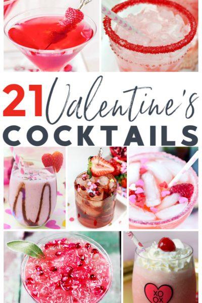 21 Yummy Valentine's Day Cocktails