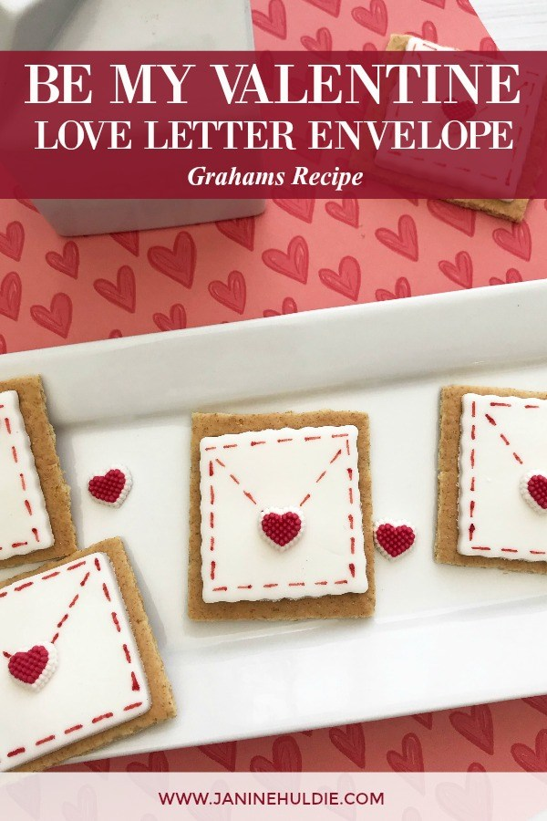 Love Letter Envelope Grahams