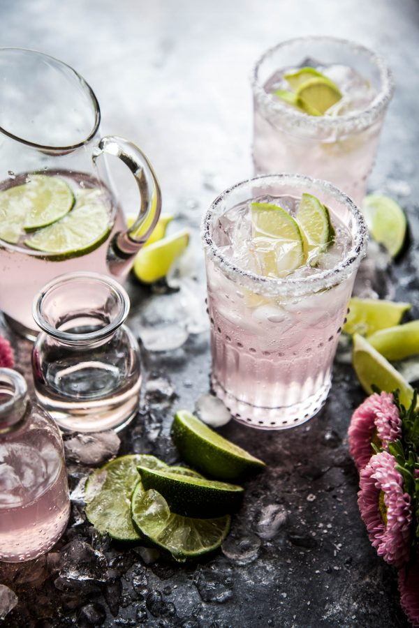 Pink Lime Margarita