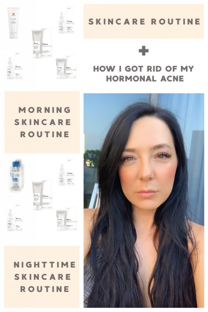 Skincare Routine + How I Got Rid Of My Hormonal Acne