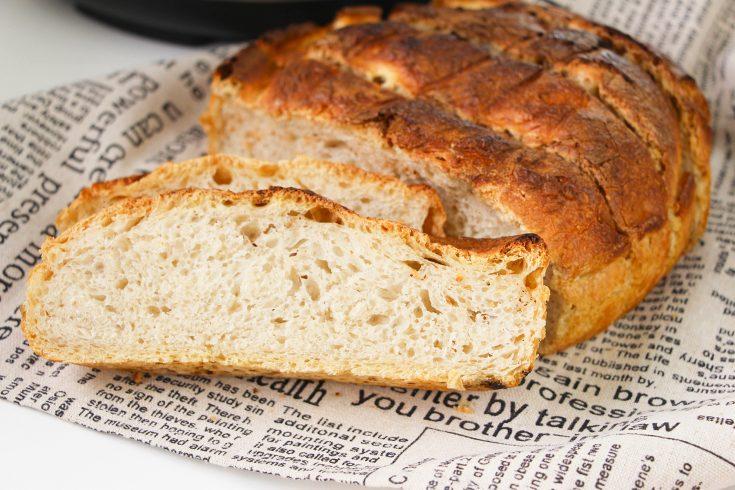 Instant Pot Homemade Bread
