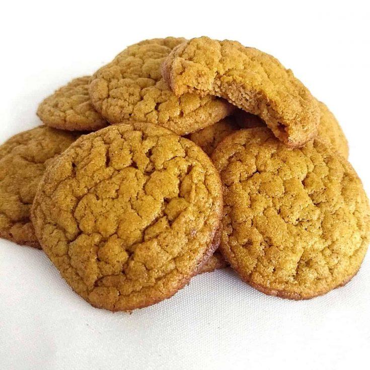 Keto Pumpkin Cookies | 1 Total Carbs