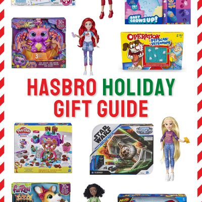 Hasbro Holiday Gift Guide + Giveaway