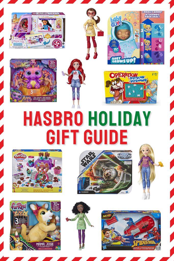 Hasbro Holiday Gift Guide 2020