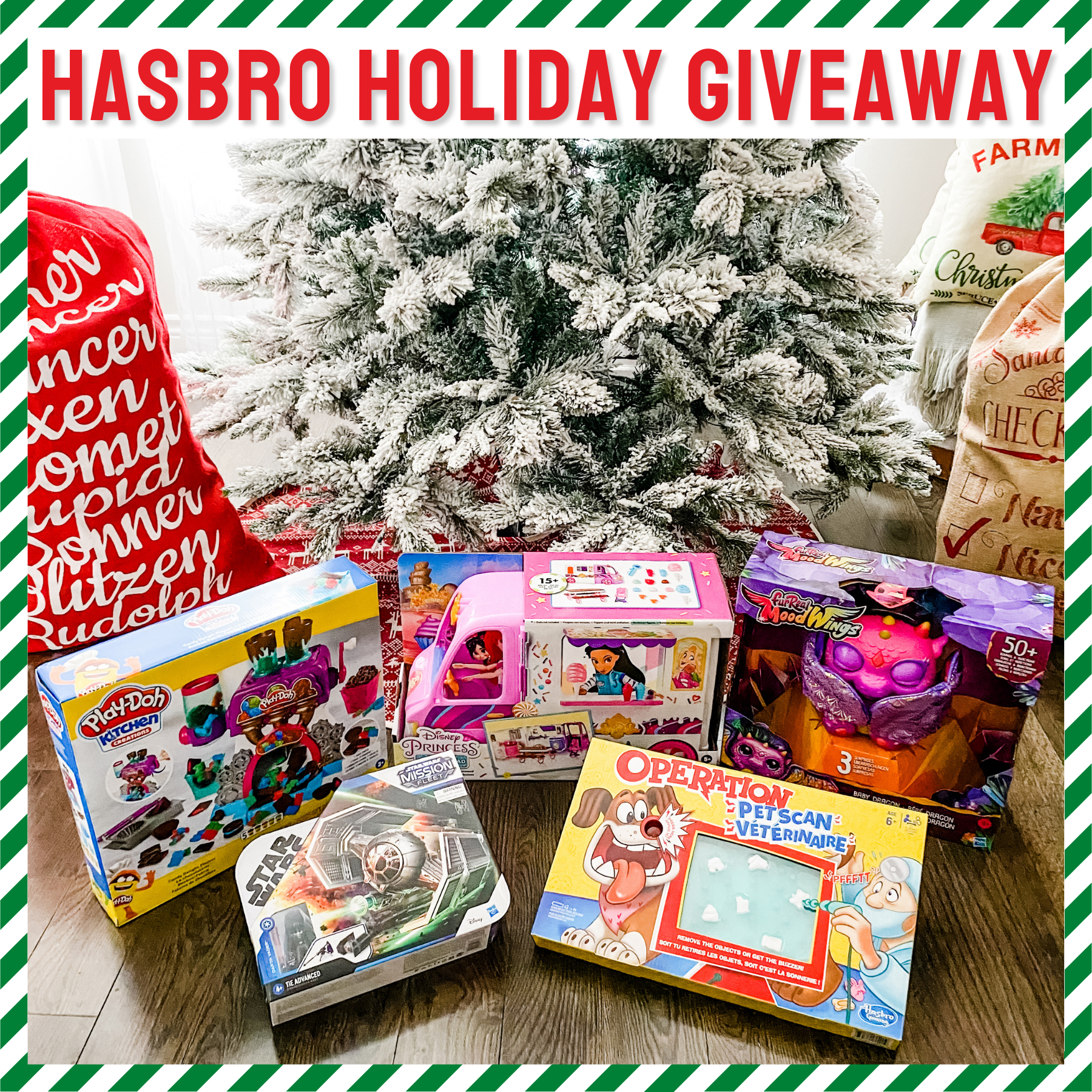Hasbro Holiday Gift Guide 2020