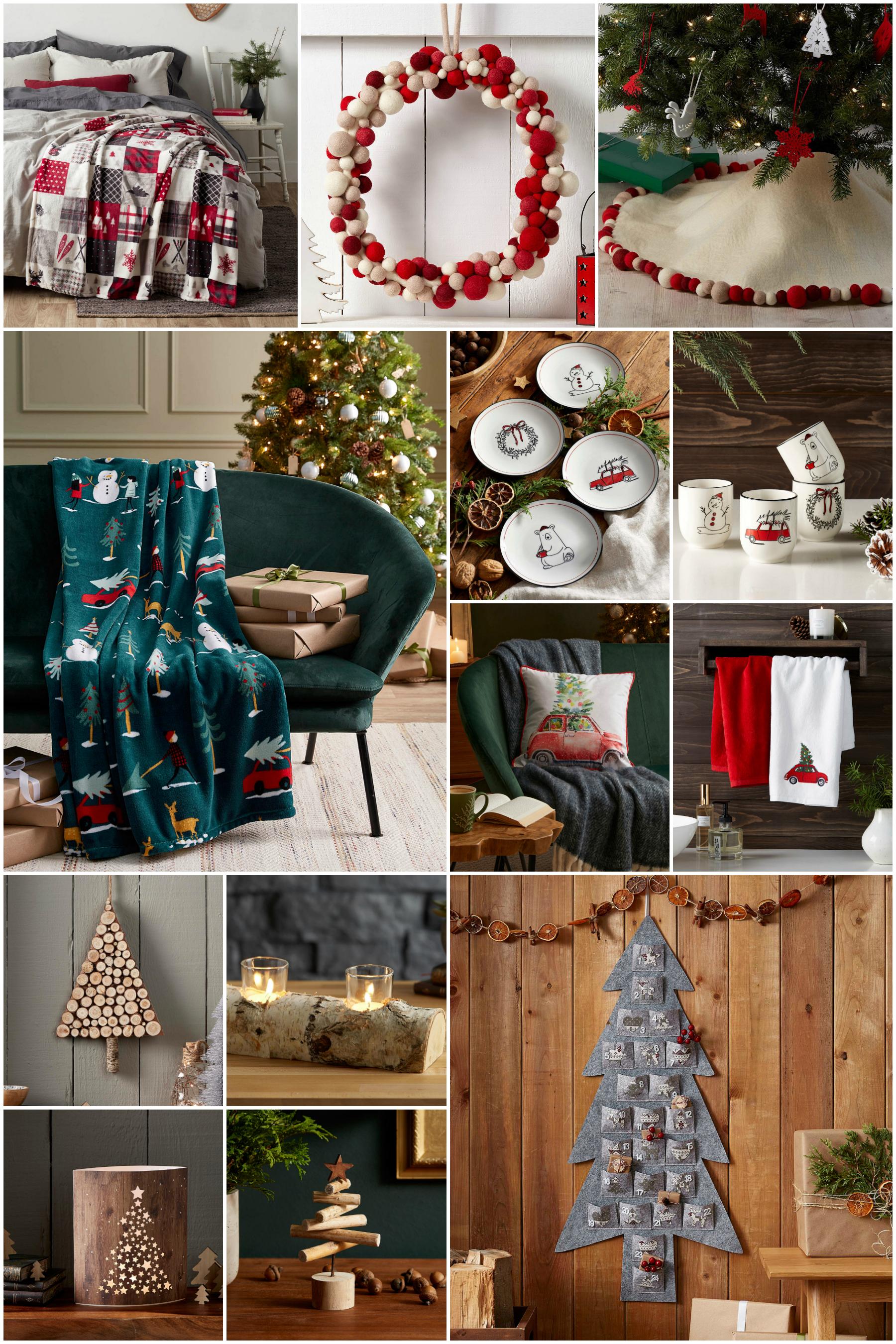 Holiday Decor At Simons - La Maison Simons
