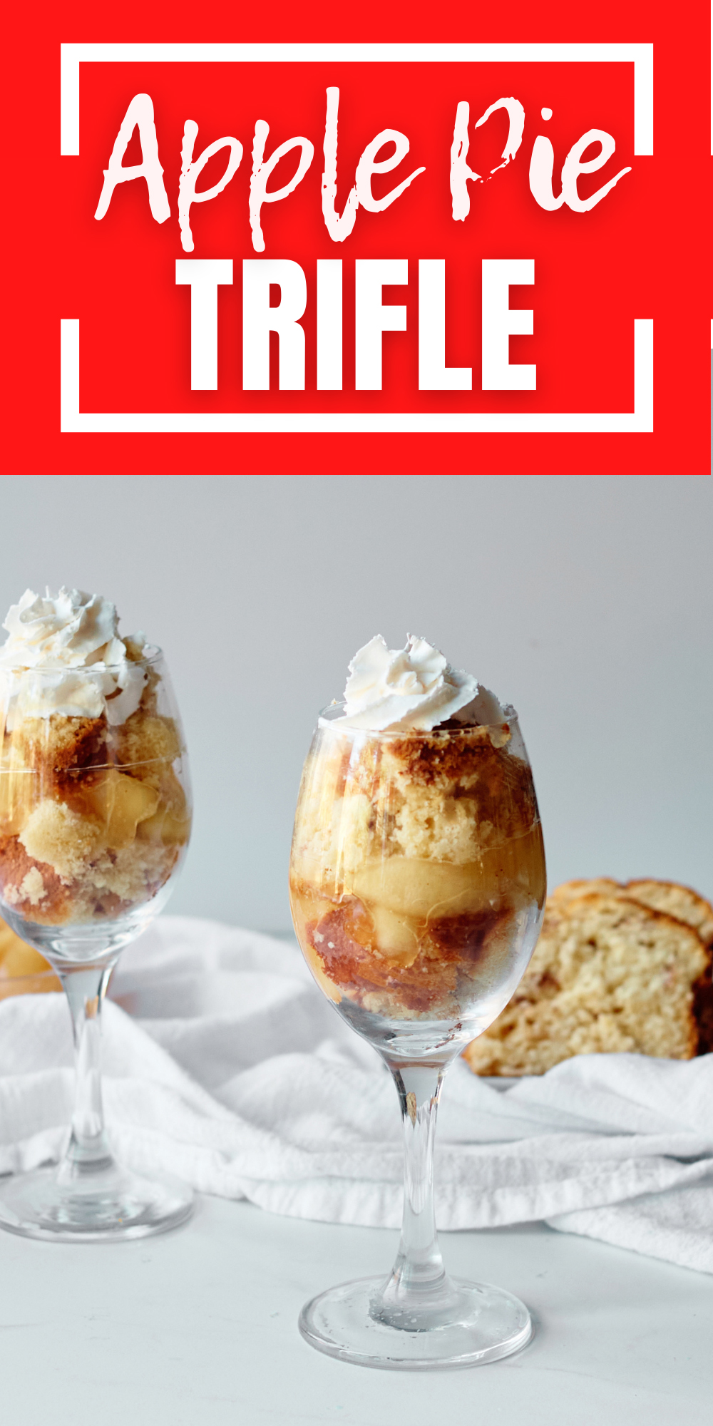 Apple Pie Trifle