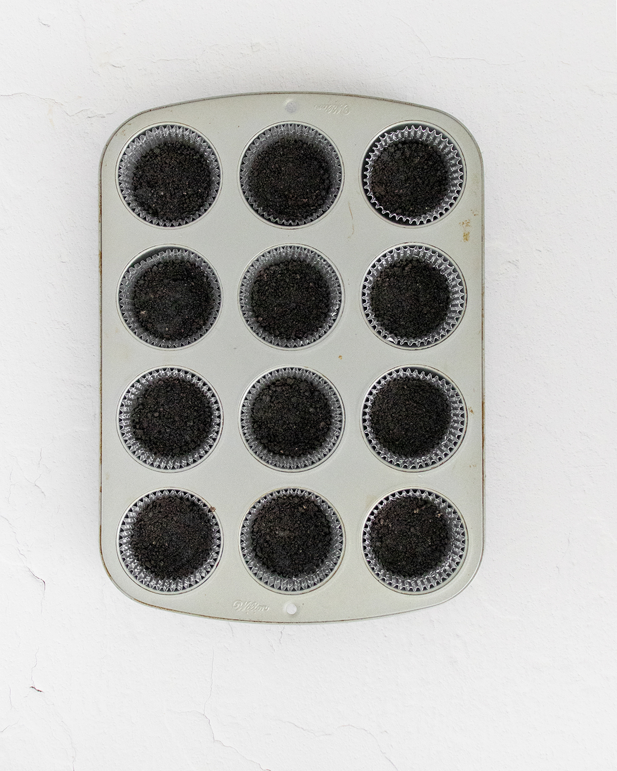 No-Bake Mini Oreo Cheesecake