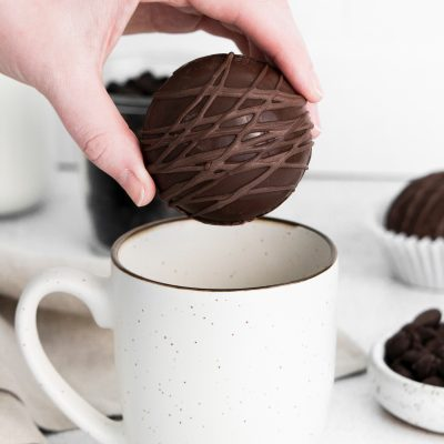 The Best Mocha Hot Chocolate Bombs
